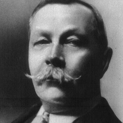 Φωτογραφία Sir Arthur Conan Doyle