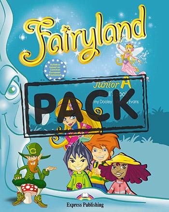 FAIRYLAND JUNIOR A STUDENT'S BOOK PACK (+ BOOKLET + CD + DVD) (+ IEBOOK)