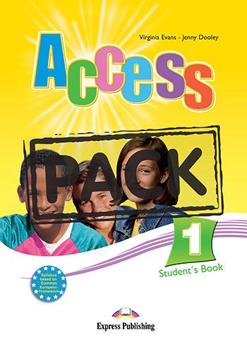 ACCESS 1 STUDENT'S BOOK (+ iebook)