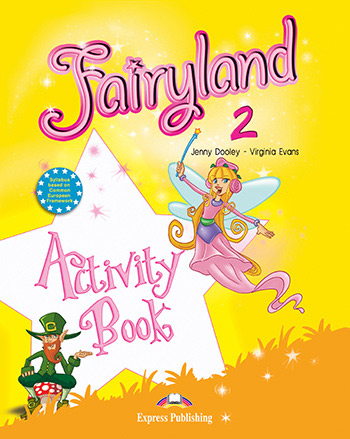 Fairyland 2: Activity Book