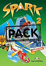 Spark 2: Student΄s Book Power Pack 1