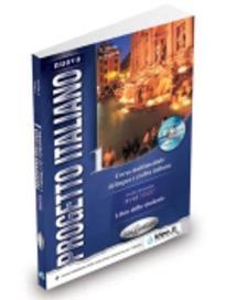 PROGETTO ITALIANO 1 ELEMENTARE STUDENTE (+ CD-ROM) N/E