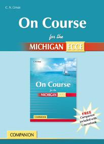 ON COURSE YOUNG LEARNERS MICHIGAN ECCE STUDENT'S BOOK (+ COMPANION)