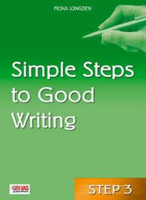 SIMPLE STEPS TO GOOD WRITING 3 STUDENT'S BOOK