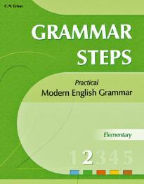 Grammar Steps 2: Elementary