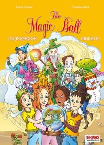 MAGIC BALL JUNIOR B STUDENT'S BOOK