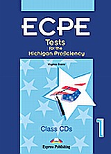 Tests for the Michigan ECPE 1: Class Audio CDs