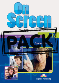 On Screen B2: Student΄s Pack 1