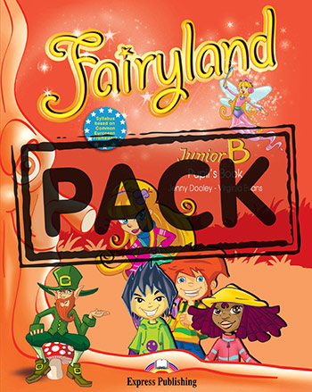 Fairyland Junior B Pack: Teacher's Book
