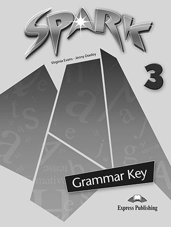 SPARK 3 GRAMMAR KEY