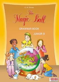 MAGIC BALL JUNIOR B GRAMMAR (+ COMPANION)