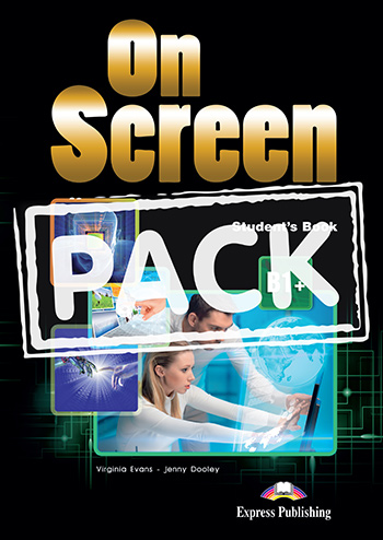 ON SCREEN B1+ STUDENT'S BOOK PACK (+ iebook)