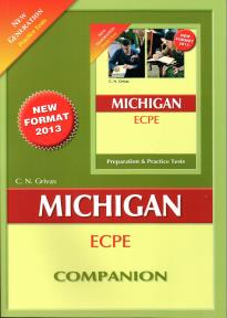 NEW GENERATION MICHIGAN ECPE COMPANION 2013 N/E