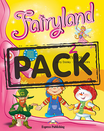 FAIRYLAND 2 STUDENT'S BOOK PACK (+ IEBOOK)