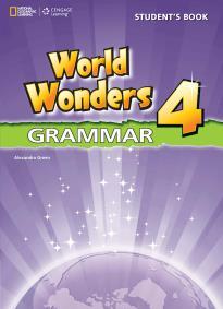 WORLD WONDERS 4 GRAMMAR