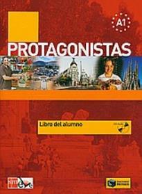 PROTAGONISTAS A1 ALUMNO (+ CD)