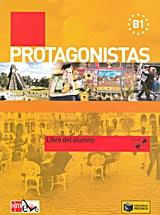 PROTAGONISTAS B1 ALUMNO (+ CD)