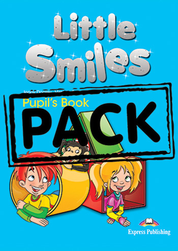 LITTLE SMILES STUDENT'S BOOK (+ MULTI-ROM PAL + LET'S CELEBRATE)
