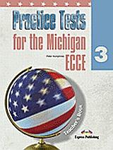 Practice Tests for the Michigan ECCE 3: Teacher΄s Book