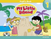 MY LITTLE ISLAND 1 STUDENT'S BOOK (+ CD-ROM) - BRE