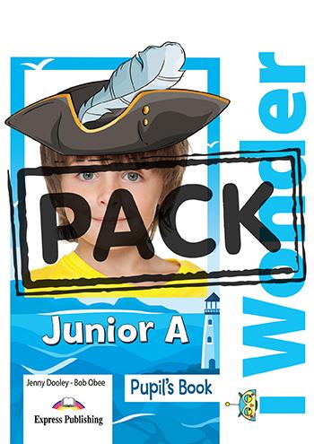 iWONDER JUNIOR A STUDENT'S BOOK PACK (+ IEBOOK) (+ALPHABET)