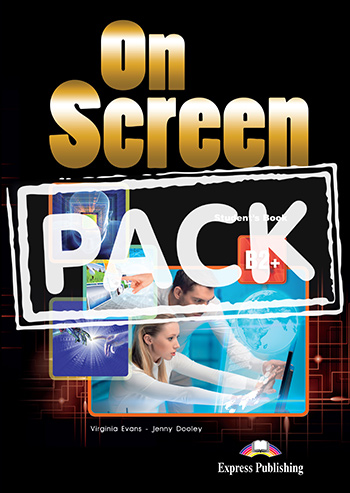 ON SCREEN B2+ STUDENT'S BOOK POWER PACK 2 (+ FCE PRACTICE EXAM PAPERS 1 + PRESENTATION SKILLS + IEBOOK + WORKBOOK DIGIBOOK APP.) 2015