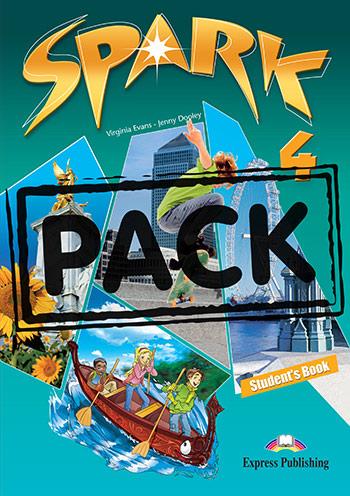SPARK 4 STUDENT'S BOOK (+ IEBOOK)