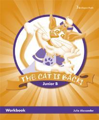 THE CAT IS BACK JUNIOR B WORKBOOK