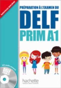 DELF PRIM A1 (+ AUDIO CD)