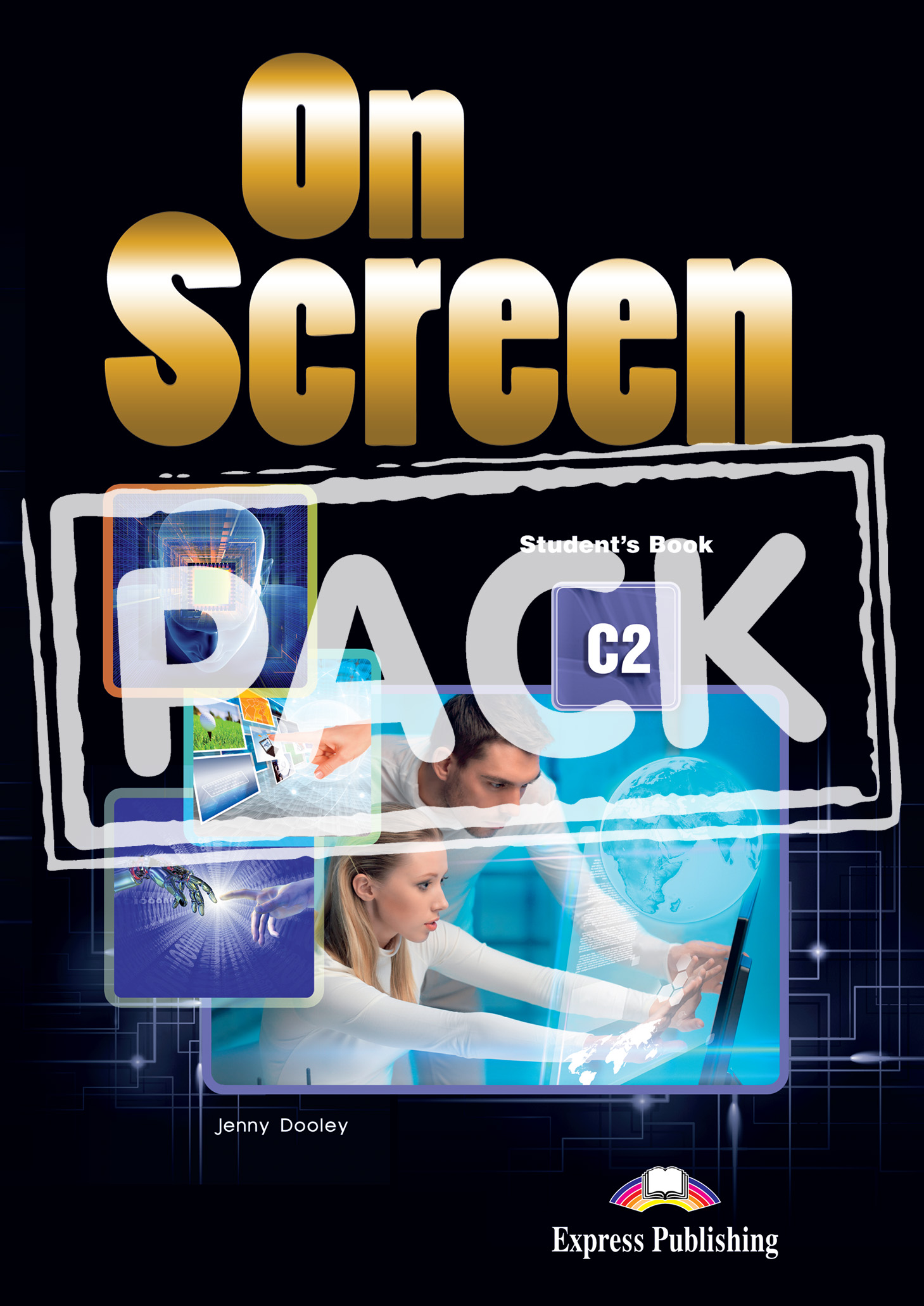ON SCREEN C2 STUDENT'S BOOK PACK (+ DIGIBOOKS APP) (+ PUBLIC SPEAKING + STUDY COMPANION)