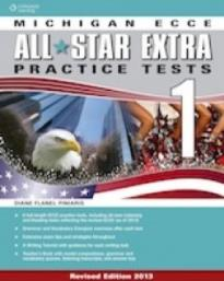 MICHIGAN ALL STAR ECCE EXTRA PRACTICE TESTS 1 TEACHER'S BOOK  EDITION 2013
