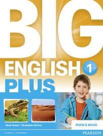 BIG ENGLISH PLUS 1 STUDENT'S BOOK - BRE