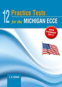 12 PRACTICE TESTS MICHIGAN ECCE STUDENT'S BOOK 2013 N/E