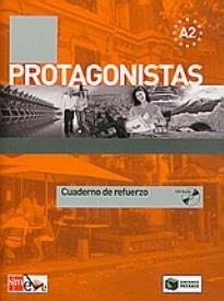 PROTAGONISTAS A2 EJERCICIOS (+ CD)