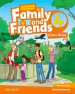 FAMILY AND FRIENDS 4 STUDENT'S BOOK (+ MULTI-ROM) 2ND ED