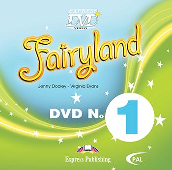 Fairyland Pre-Junior: DVD Video PAL