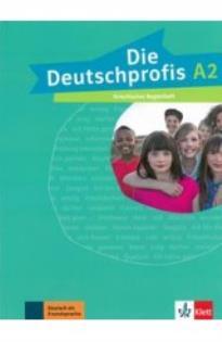DIE DEUTSCHPROFIS A2 BEGLEITHEFT