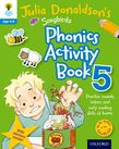 OXFORD READING TREE SONGBIRDS : ACTIVITY COLLECTION BOOK 5