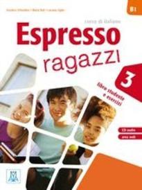ESPRESSO RAGAZZI 3 B1 STUDENTE (+ DVD)