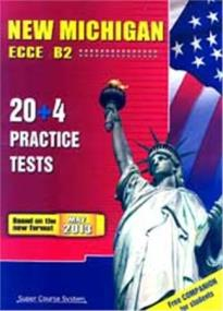 New Michigan ECCE B2 20 + 4 Practice Tests
