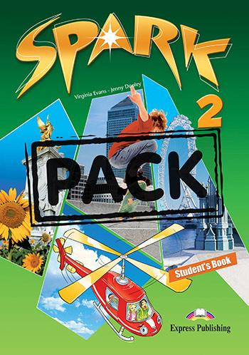 SPARK 2 POWER PACK 1 (+ THE SOLAR SYSTEM+ SPARK 2 PRESENTATION SKILLS + IEBOOK)
