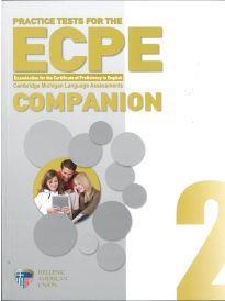 PRACTICE TESTS 2 ECPE COMPANION 2015
