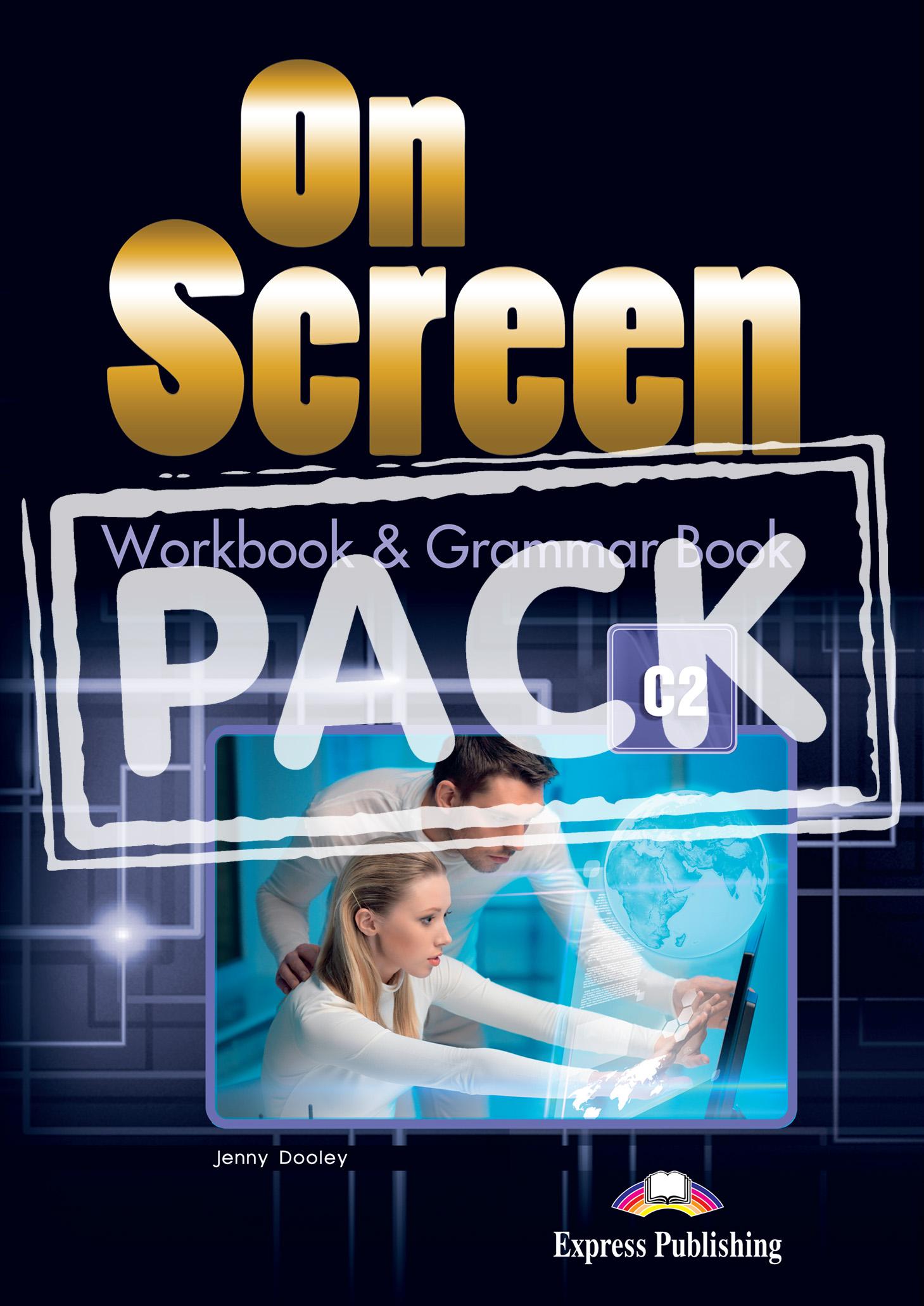 ON SCREEN C2 WORKBOOK & GRAMMAR (+ DIGIBOOKS APP)
