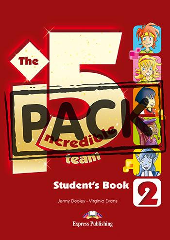 INCREDIBLE 5 TEAM 2 POWER PACK (+ WORKBOOK DIGIBOOKS APP)