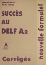 Succes au Delf A2 nouvelle formule