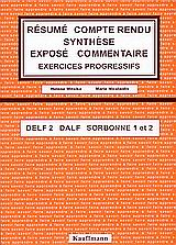 Resume compte rendu, synthese expose commentaire