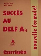 Succes au DELF A4 nouvelle formule