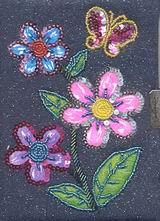 Τζιν λουλούδι με κλειδαριά