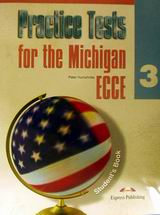 Practice Tests for the Michigan ECCE 3