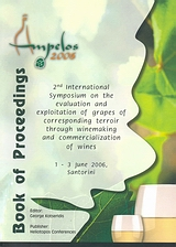2nd International Symposium on the Evaluation and Exploitation of Grapes of Corresponding Terroir through Winemaking and Commercialization of Wines